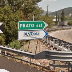 Immagine di uscita Prato Est sull'A11