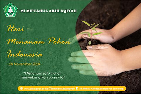 Mari Selamatkan Bumi Kita dengan Satu Orang Menanam Satu Pohon