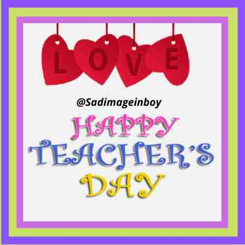 Teachers Day Images | happy teachers day png, happy teachers day greeting card, teachers day cards ideas
