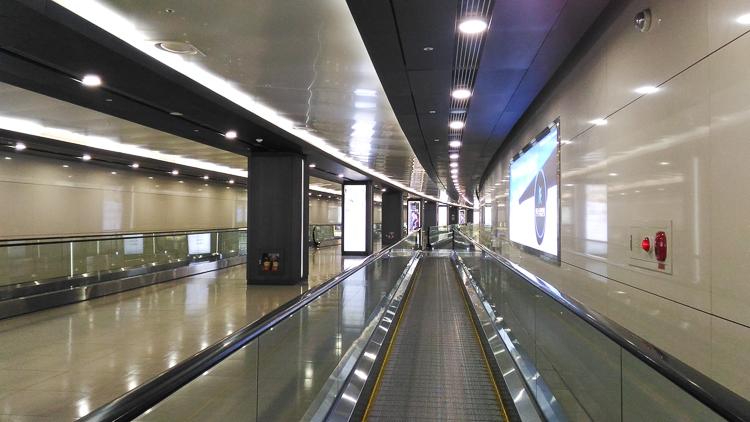 牧笛之背包狂想曲: 德威航空(T'way Airlines) TW667 GMP(首爾金浦) - TSA(臺北松山) 機場與搭乘小紀錄