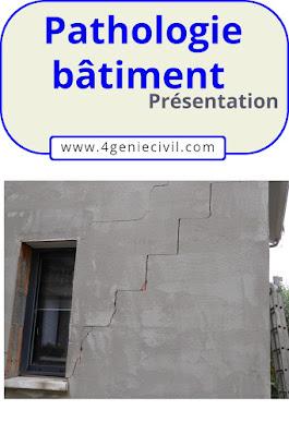 diagnostique de bâtiment , les fissures et les malfaçons en cas d'expertise technique.
