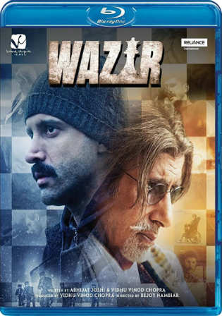 Wazir 2016 BluRay 300Mb Full Hindi Movie Download 480p Watch Online Free bolly4u