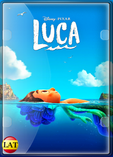 Luca (2021) DVDRIP LATINO
