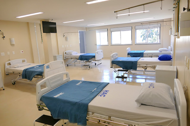 Hospital Alcides Carneiro em Petrópolis