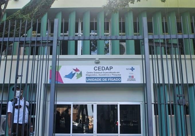 Inaugurada primeira unidade de referência no tratamento de doenças do fígado da Bahia