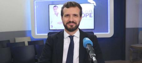 """Casado se desvincula de Bárcenas: """"Ese PP ya no existe"""""""