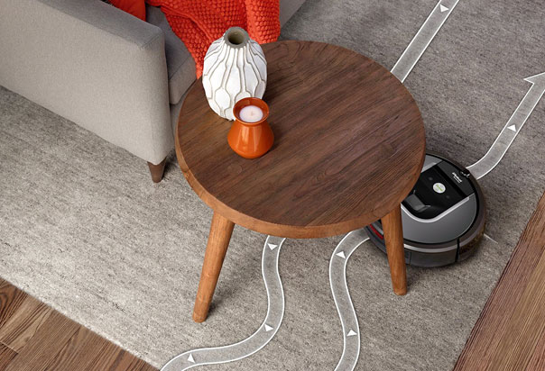 iRobot HOME App lets you clean, schedule & set custom cleaning preferences from your smartphone