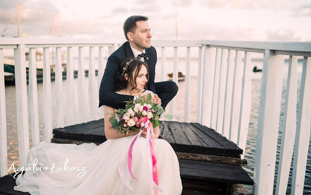 Agata & Łukasz II Piękny Naturalny Ślub