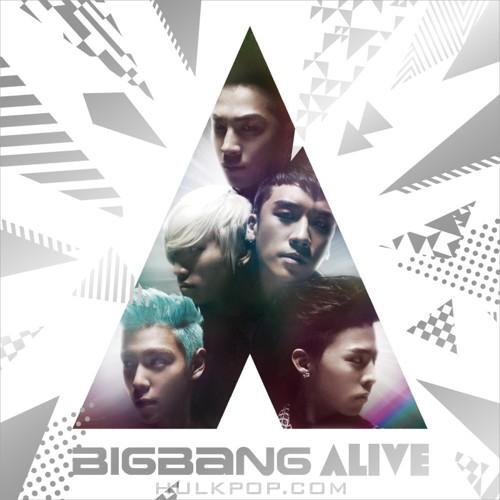 BIGBANG – ALIVE JAPANESE VERSION (FLAC + ITUNES PLUS AAC M4A)