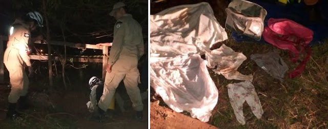 Jataí: corpo de criança é localizado em cisterna; pais são suspeitos