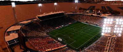 PES 2021 Stadium Monumental David Arellano