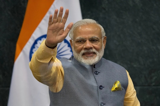 PM Modi says on improvement in tax administration