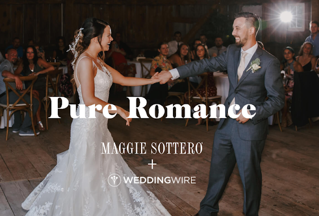 Maggie Sottero Designs and Wedding Wire want to make one lucky bride's dreams come true! Enter to win a gorgeous wedding dress!