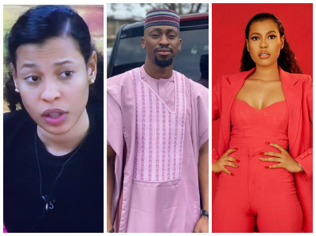 BBNaija: Saga in the mud as Nini reveals the first person she wants to see if Big Brother evicts her today