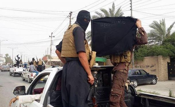 Informasi ISIS: Foto asli anggota ISIS berssih dari tato