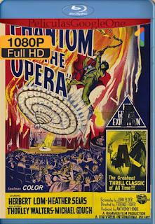 El Fantasma De La Opera [1962] [1080p BRrip] [Castellano-Ingles] [HazroaH]