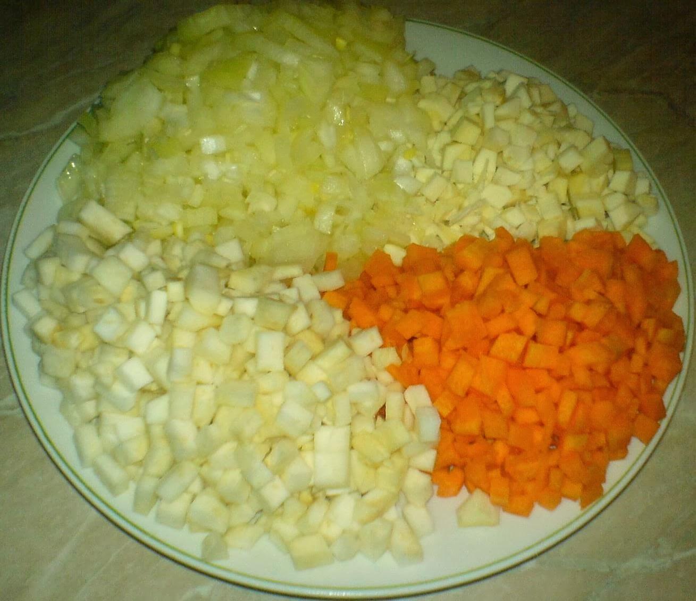 legume proaspete de tara pentru gatit si ciorba de pui a la grec
