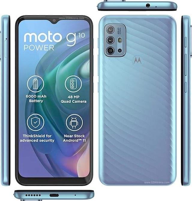 Motorola Moto G10 Power full review