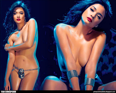 Yam Concepcion In FHM 2