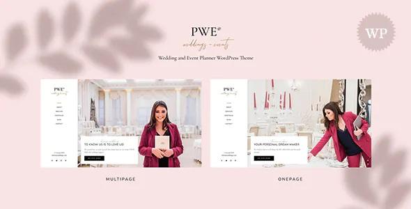 Best Wedding and Event Planner WordPress Theme