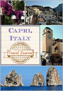 Capri:  A Travel Journal | Ms. Toody Goo Shoes
