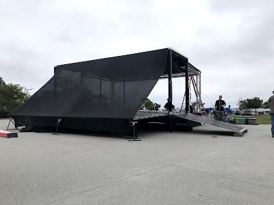 Mobile Stage Rental