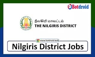 Nilgiris District Recruitment 2021, Apply For Technical Expert Job Vacancy in Collector Office