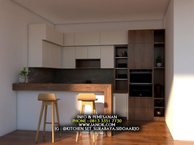 KITCHEN SET SURABAYA Kitchen set Sidoarjo