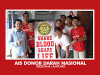 AIS LAMPUNG Sukses Gelar Kegiatan Donor Darah Nasional