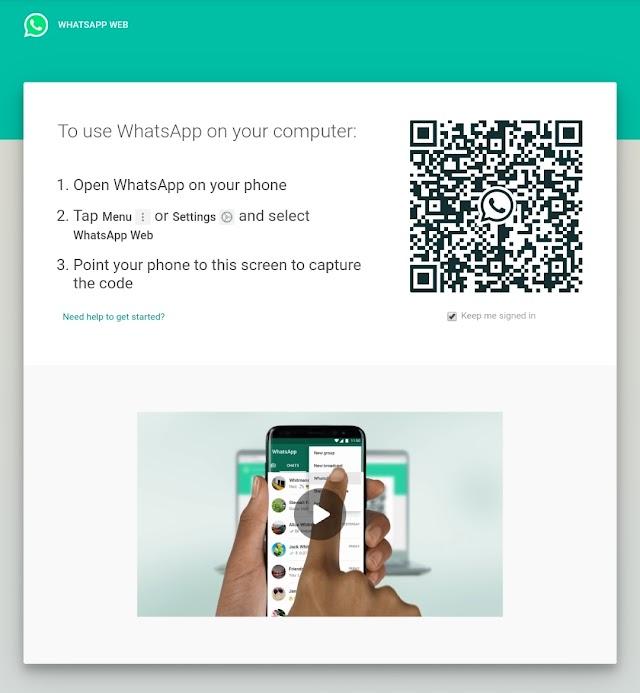WhatsApp Web – web.whatsapp.com