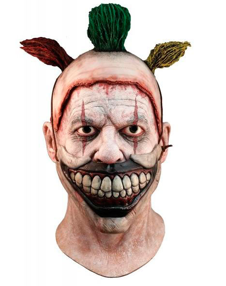 Máscara látex Twisty the Clown