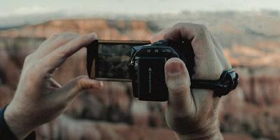 Kamera camcorder