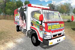 Kumpulan Livery ES Truck Simulator ID