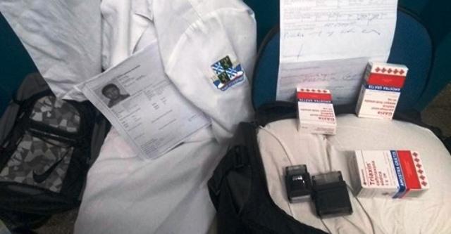 Falso médico é preso em flagrante em hospital na Chapada Diamantina