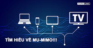 Tìm hiểu về MU-MIMO!