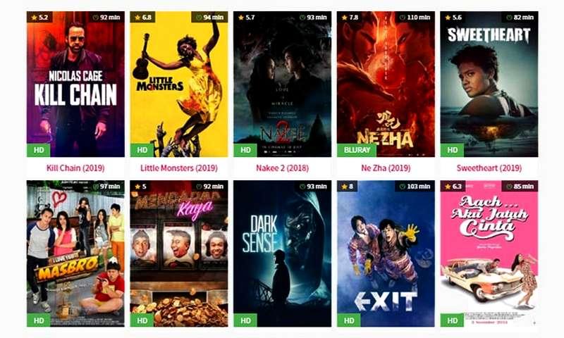 Situs Nonton Film dan Streaming Film Gratis (poster.co.id)