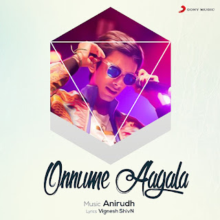 Multi talented Anirudh releases his 2017 Valentine's Day track 'Onnume Aagala'
