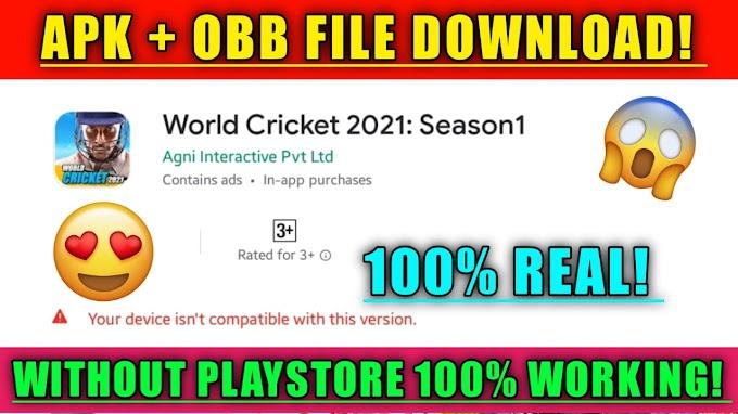 How To Play World Cricket 2021: Season 1 In 1,2 GB Ram