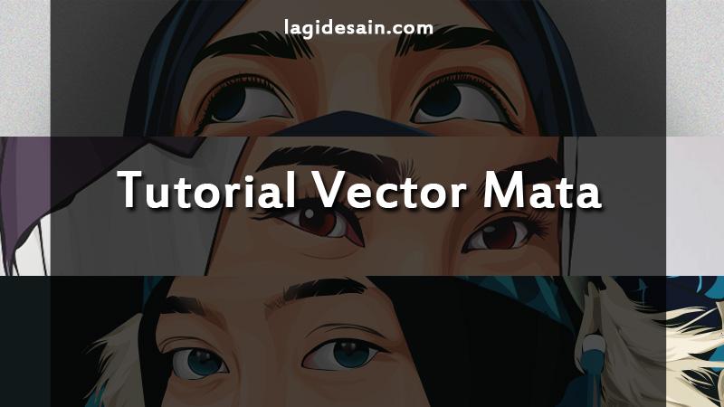 Cara Membuat Vector Mata di Photoshop
