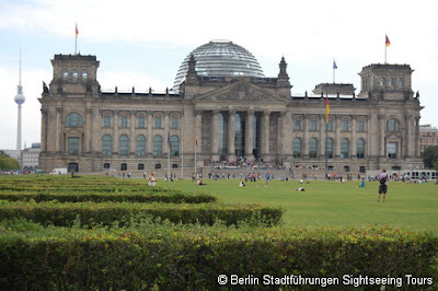 Reichstag Berlin Stadtführung