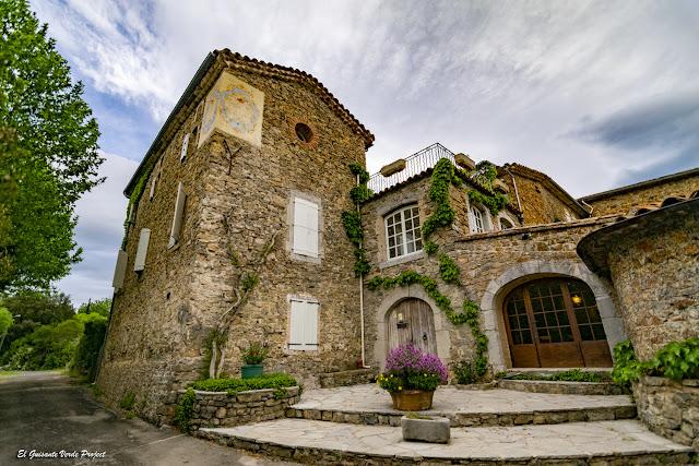 Hotel Le Pradinas, Mialet - Francia, por El Guisante Verde Project