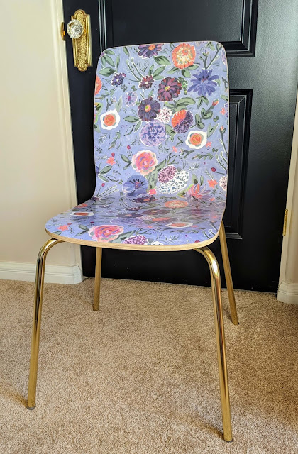 Anthropologie chair