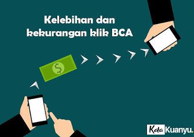 Kelebihan dan kekurangan i banking BCA