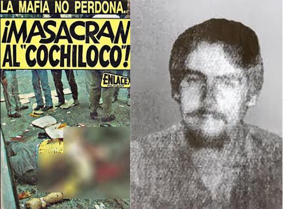 """Manuel Salcido """"EL COCHILOCO"""" y PEDRO AVILES"""