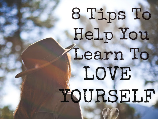 Learning To Love Yourself {Guest Post}