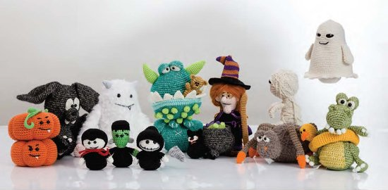 CuteDutch: Amigurumi & monsters