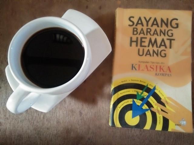 """Resensi """"Sayang Barang Hemat Uang – Kumpulan Tips-tips Jitu Klasika Kompas"""""""