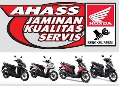 tempat service resmi motor Honda Jakarta Barat