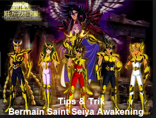 Tips & Trik Bermain Saint Seiya Awakening