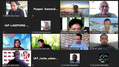 Kemendagri Dorong Integrasi Pusat-Daerah Berbasis Elektronik